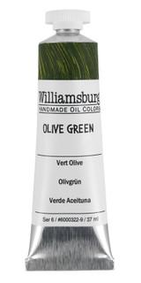 Williamsburg Olive Green Oil Colour