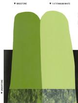 Langridge Cadmium Green Oil Colour