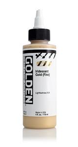 HF Iridescent Gold (Fine)