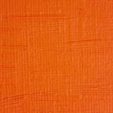 Langridge Cadmium Orange Oil Colour