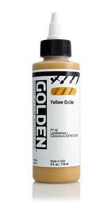HF Yellow Oxide