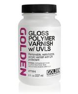 Gloss Polymer Varnish (w/UVLS)