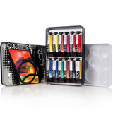 QoR Watercolour Introductory 12 Color Set