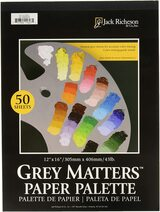 Grey Matters Paper Palette