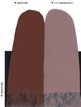 Langridge Mars Brown Oil Colour