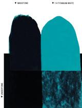 Langridge Turquoise Phthalo Oil Colour