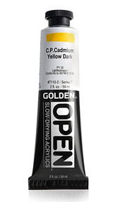 OPEN C.P. Cadmium Yellow Dark