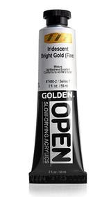 OPEN Iridescent Bright Gold (Fine)