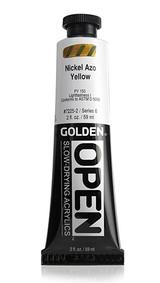 OPEN Nickel Azo Yellow