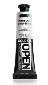 OPEN Phthalo Green (Yellow Shade)