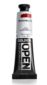 OPEN Quinacridone Red