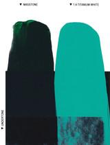 Langridge Phthalo Green (Blue shade) Oil Colour