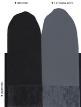 Langridge Mars Black Oil Colour
