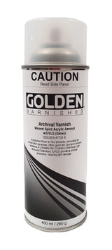 Golden MSA Archival Spray Varnish - Gloss