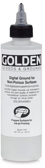 Digital Ground for Non-Porous Surfaces