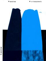 Langridge Prussian Blue Oil Colour