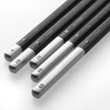 Moleskine Drawing Pencil Set of 5 in Tin