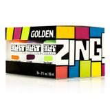 SoFlat Zing 6 Colour Set