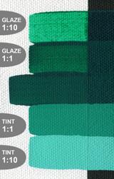SoFlat Phthalo Green (Blue Shade)