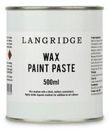 Wax Paint Paste