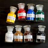 Oil Paintmaking Presentation Set