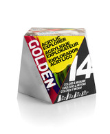 A-Z Acrylic Box Set of 14