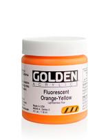 Fluorescent Orange-Yellow