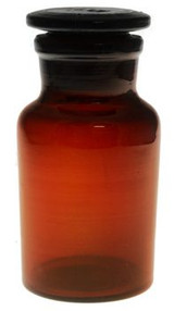 Reagent Bottle (Wide mouth) AMBER