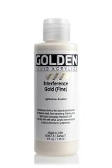 FL Interference Gold (fine)