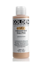 FL Iridescent Gold Deep (fine)