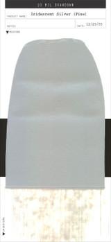 FL Iridescent Silver (fine)