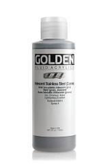 Iridescent Stainless Steel (coarse)