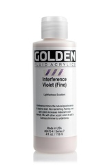 Interference Violet (fine)