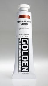 Iridescent Copper Lt. (coarse)