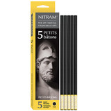 Nitram Baton Petits (6mm soft round)
