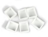 EMPTY PLASTIC HALF PANS
