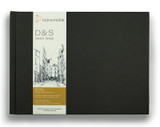 Hahnemuhle Sketch Book Black - Rectangular