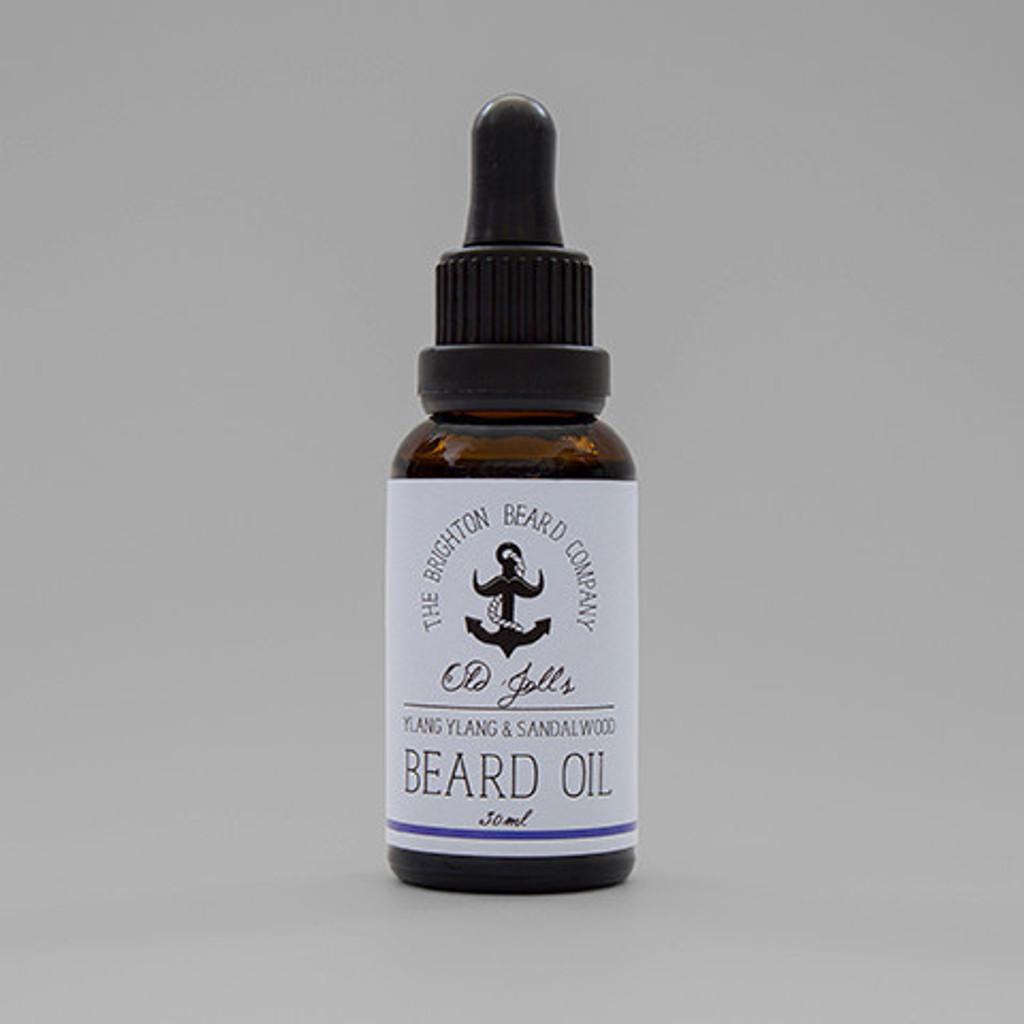 Old Joll's Ylang Ylang and Sandalwood Beard Oil