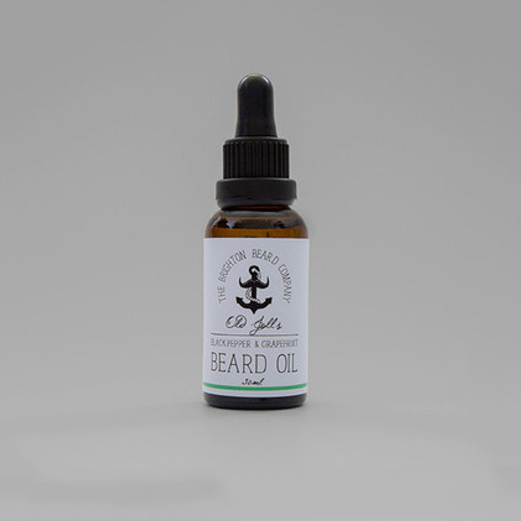 Old Joll's Black Pepper & Grapefruit Beard Oil