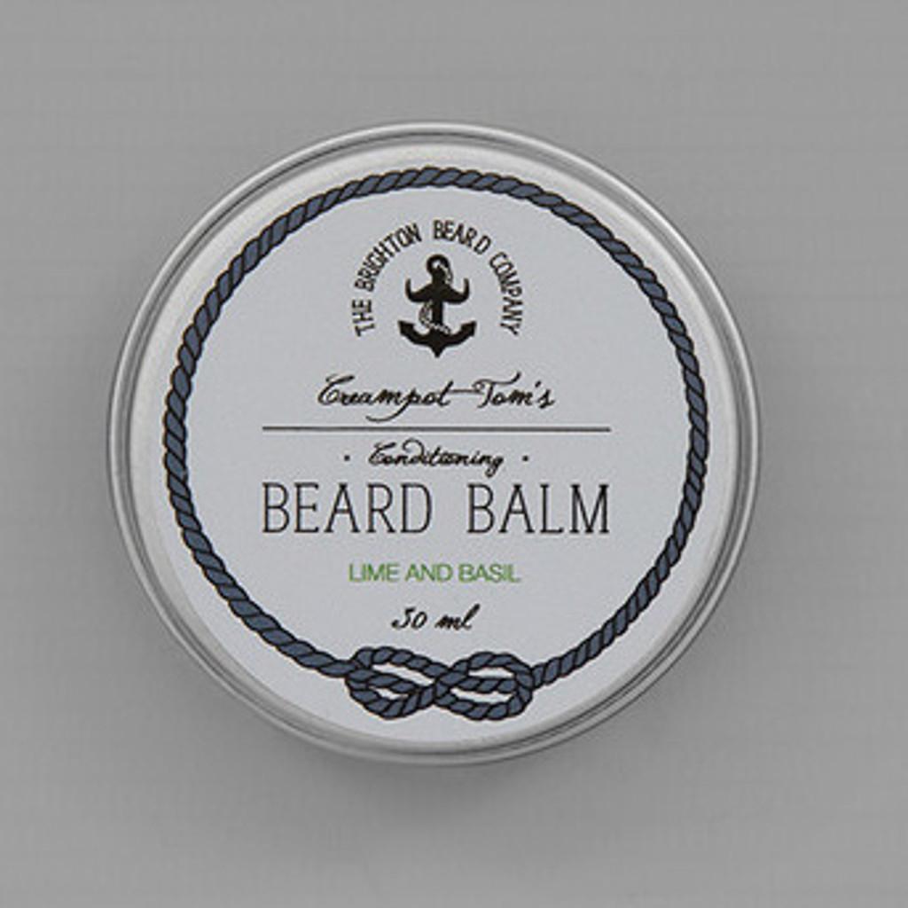 Creampot Tom's Lime & Basil Beard Balm