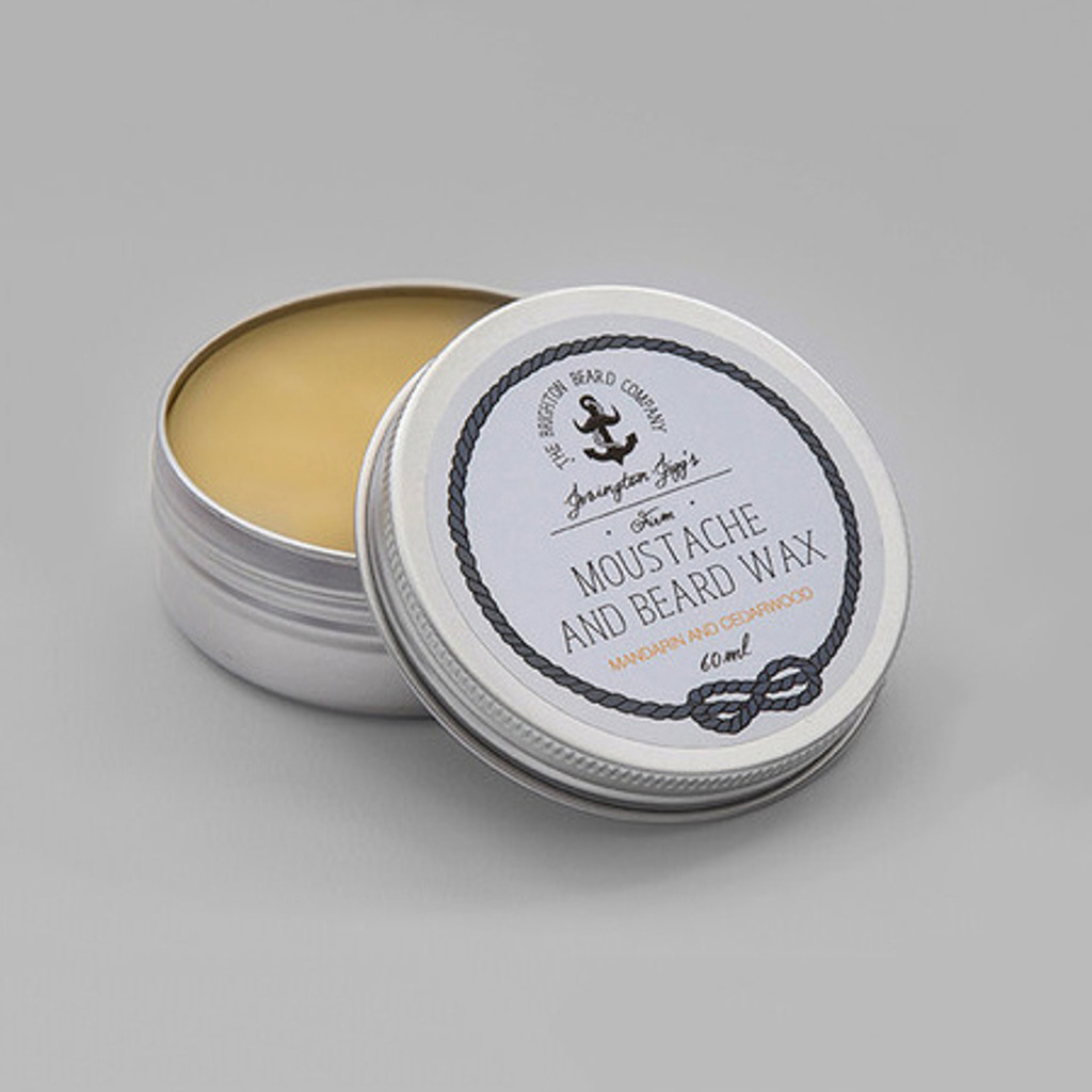 Jevington Jigg's Jasmin & Lemon Firm Moustache Wax