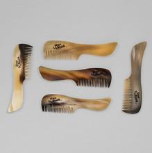 Ox Horn Beard Comb