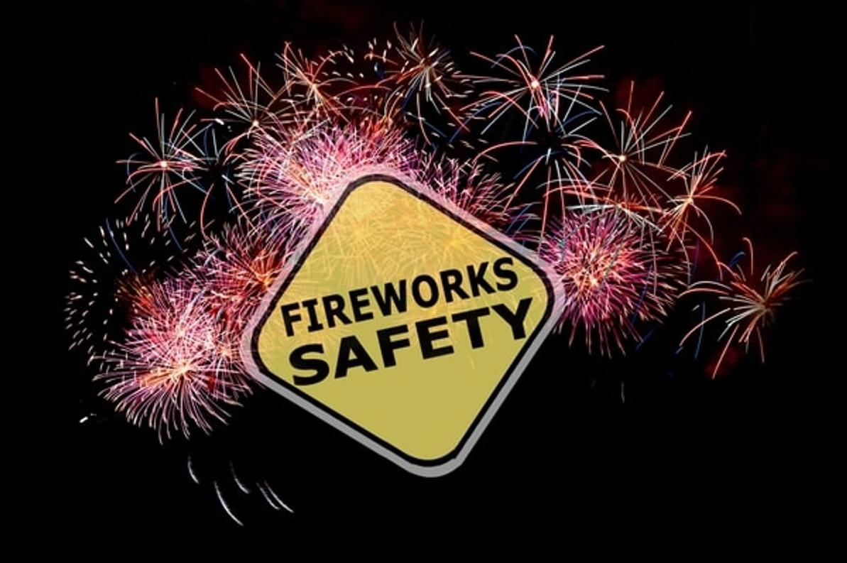 Bonfire night safety!