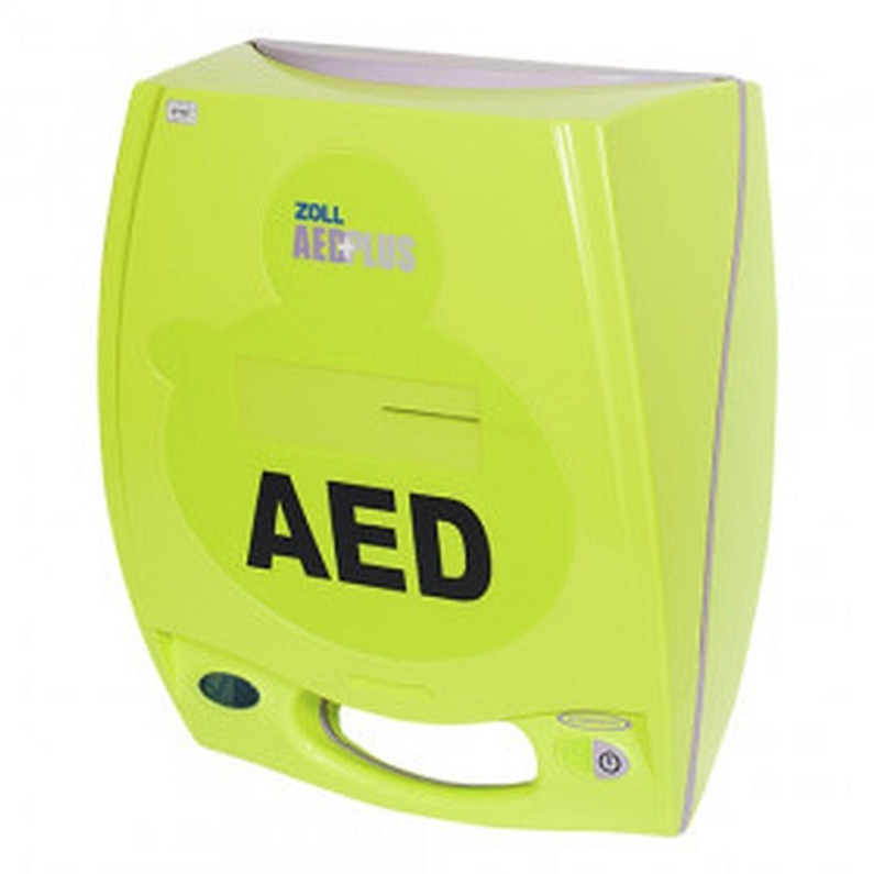 What defibrillators are ideal for the office workplace?