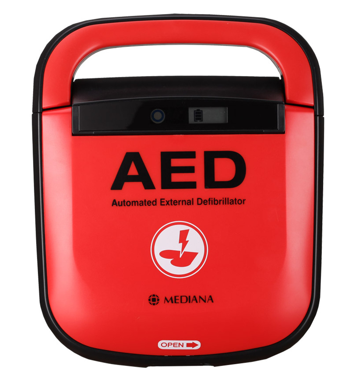 AED Mediana HeartOn A15 Adult and Paediatric Defibrillator