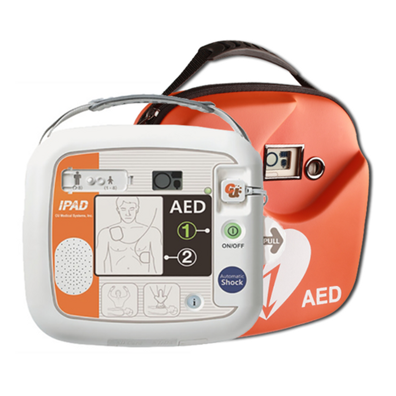 CU Medical I-PAD SP1 Defibrillator