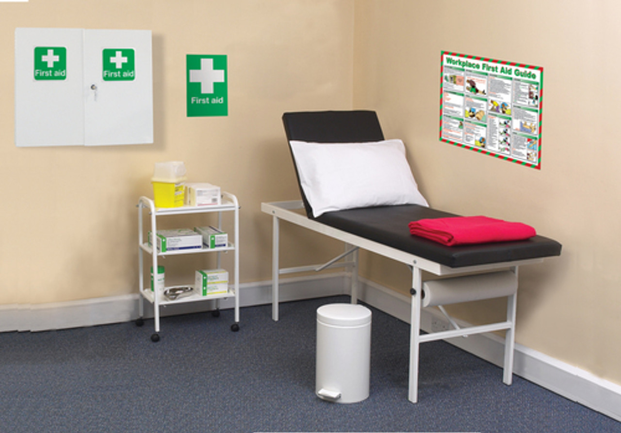 Complete First Aid Room