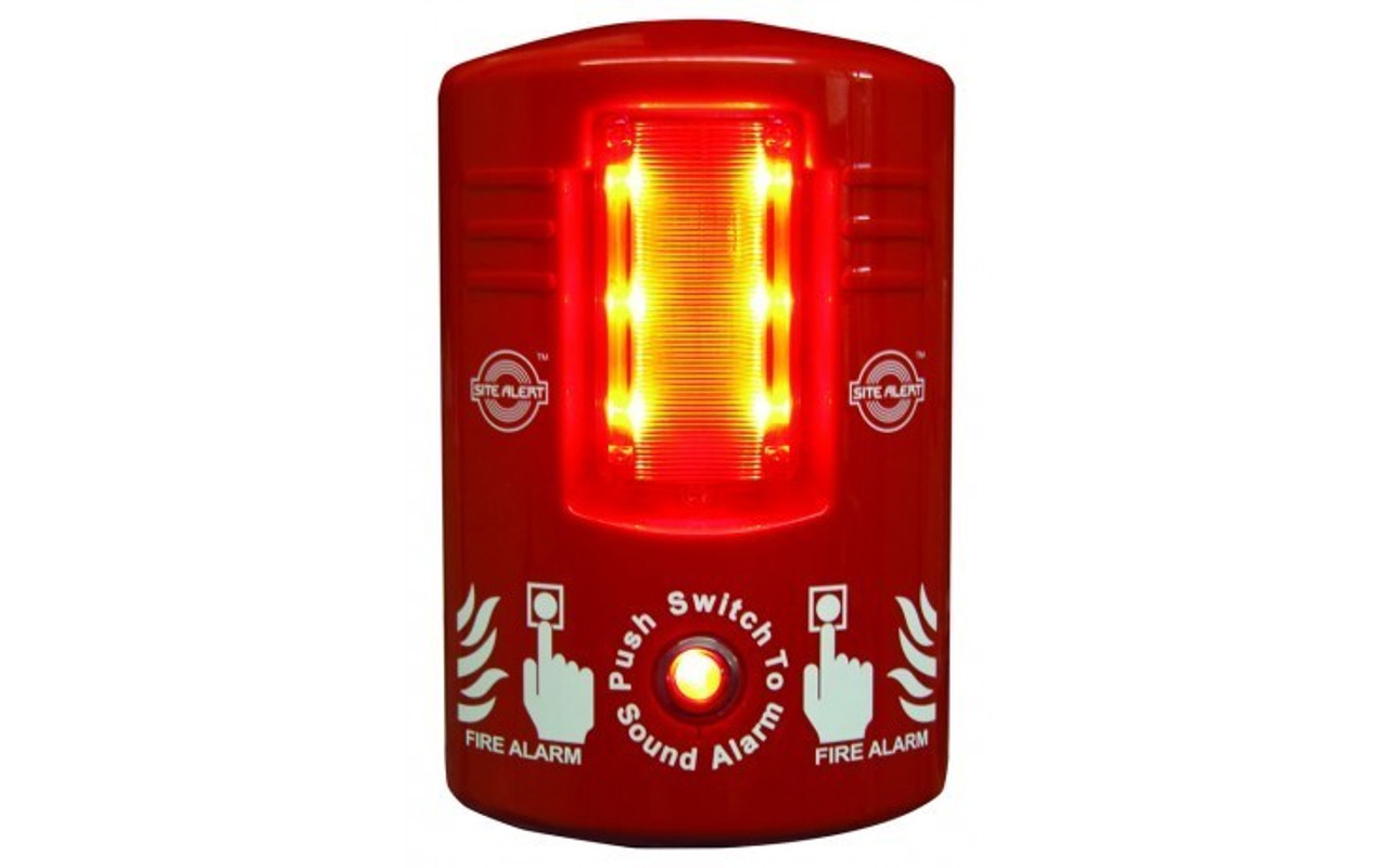 Stand Alone Fire Alarm