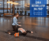 Can a defibrillator kill you?