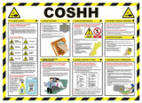 What does Coshh stand for?